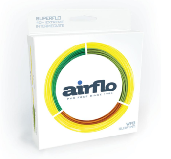 Airflo Superflo 40+ Extreme Distance Fast Intermediate