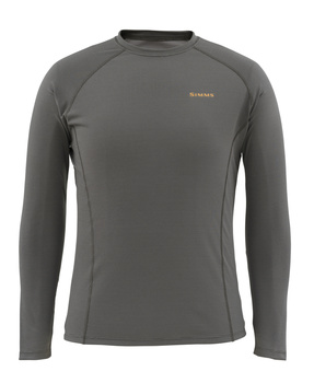 Simms Waderwick Core Crewneck Coal