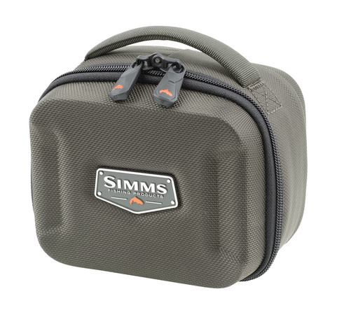 Simms Bounty Hunter Reel Case Coal Small
