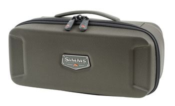 Simms Bounty Hunter Reel Case Coal Medium