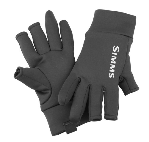 Simms Tightlines Glove Black