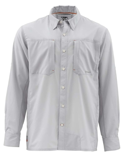 Simms Ultralight Shirt Sterling