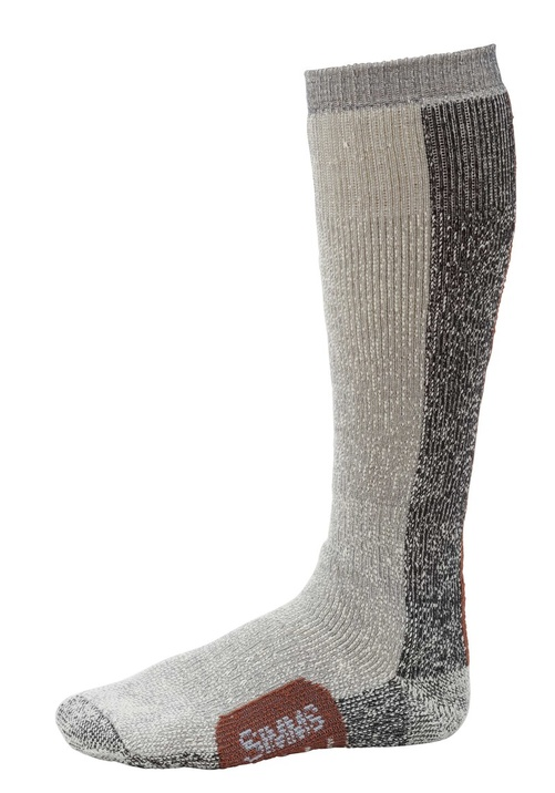 Simms Guide Thermal Sock Boulder - L