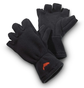 Simms Freestone Half-Finger Glove Black