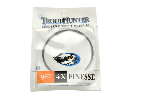 Trout Hunter Finesse Taperad Tafs 9ft - 0X - 0,28mm