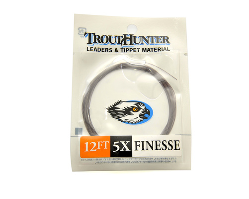 Trout Hunter Finesse Taperad Tafs 12ft - 0X - 0,28mm
