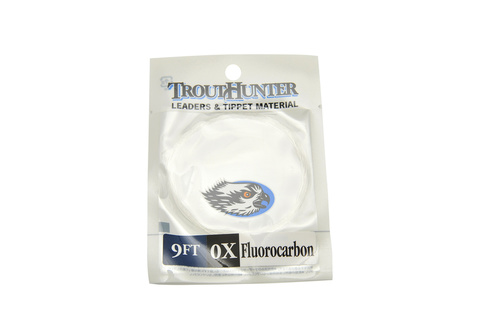 Trout Hunter Fluorcarbon Taperad Tafs 9ft - 0X - 0,28mm