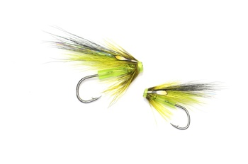 Frödin Hitch Flies - Greenlander 3 CM