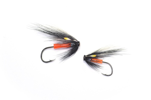 Frödin Hitch Flies - Zebra 3 CM