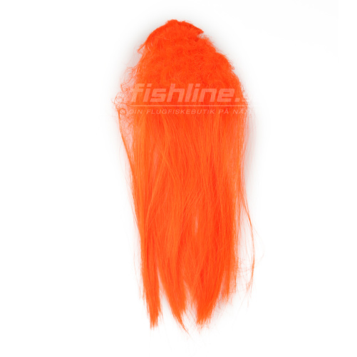Big Fly Fiber Curls - Orange
