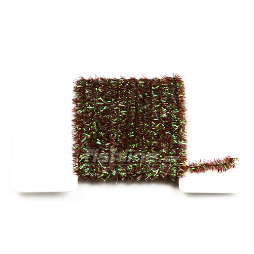 Cactus Chenille 6mm - Brown