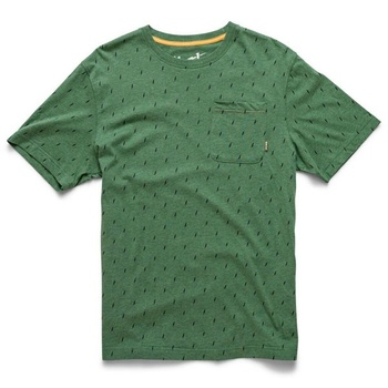 Howler Bros  Lightning Pocket T Industry Green T-Shirt