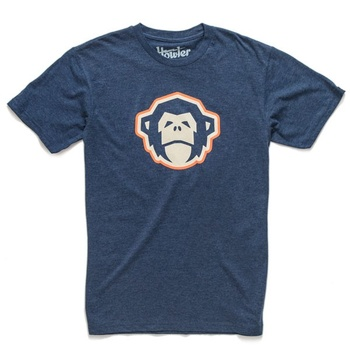 Howler Bros T-Shirt El Mono Navy Heather