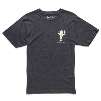 Howler Bros T-Shirt Surf Charcoal Heather