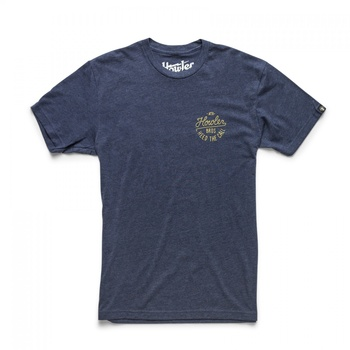 Howler Bros T-Shirt Flying Fish Midnight Navy