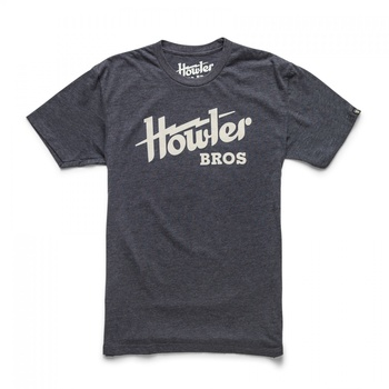 Howler Bros T-Shirt Electric Charcoal