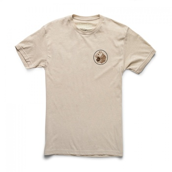 Howler Bros T-Shirt Republica Cream