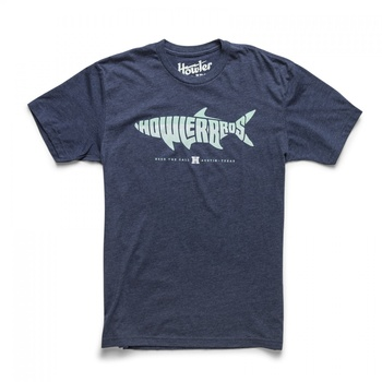 Howler Bros T-Shirt Silver King Midnight Navy