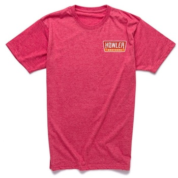 Howler Bros Hi Watt T-Faded Cherry Hetaher T-Shirt