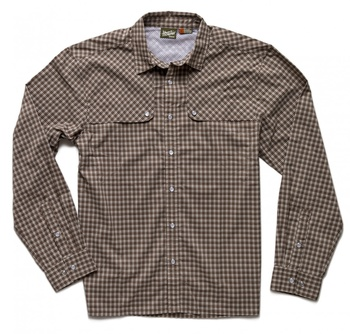 Howler Bros Pescador Shirt  Yodeler Plaid Backcountry