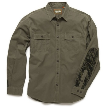 Howler Bros Workman's Shirt Forest Camo
