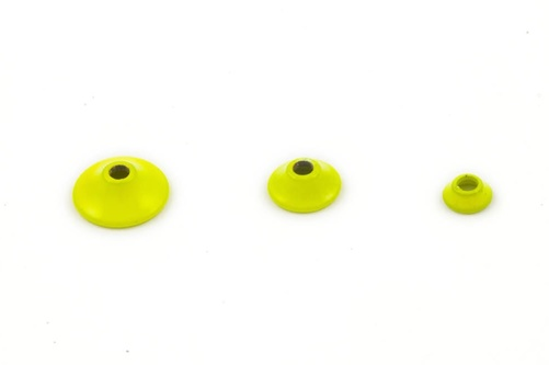 Frödin FITS Tungsten Turbo Cones - FL Yellow Micro