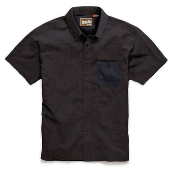Howler Bros Mansfield Shirt Scattergun Navy