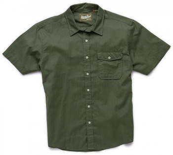 Howler Bros San Gabriel Short Sleeve Conifer Green