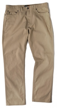 Howler Frontside 5 Pocket Pants- Dusty Khaki