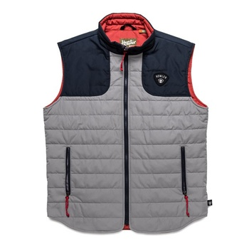 Howler Merlin Vest Grey/Aviator Blue
