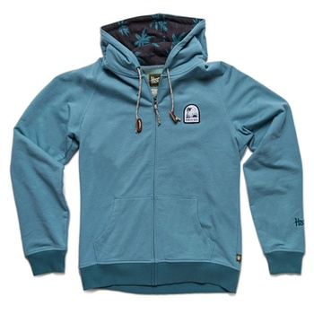 Howler Bros Peacemaker Hoodie Current Blue