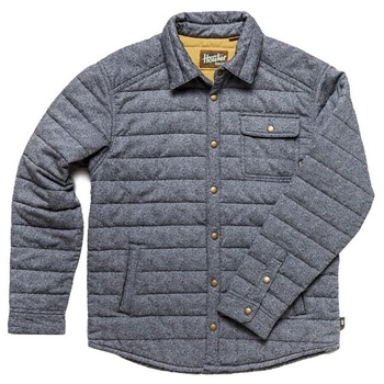 Howler Bros Esmont Jacket - Powder Grey Melange