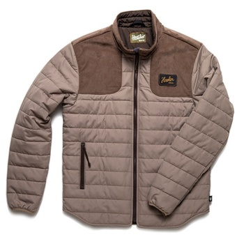 Howler Merlin Jacket Tan/Saddle Brown Cord
