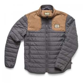 Howler Merlin Jacket Carbonite Grey/Bison Brown