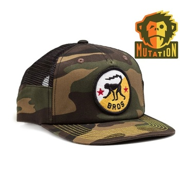 Howler Bros Band of BROS Camo Snapback