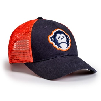 Howler Bros El Mono Mesh Back Hat Navy/Orange