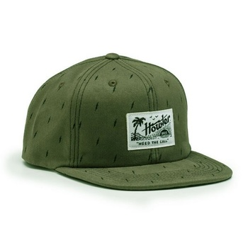 Howler Bros Lightning Bolts Snapback Fatigue