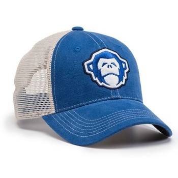 Howler Bros El Mono Royal Blue Mesh Back Hat