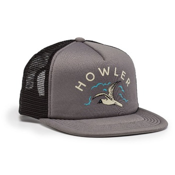 Howler Bros Gull Mesh Back Grey