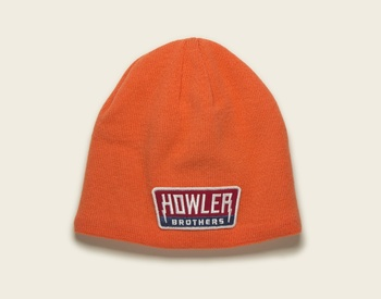 Howler Bros Beanie Hi Watt Orange