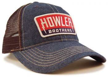 Howler Bros Hi Watt Mesh-Back Denim