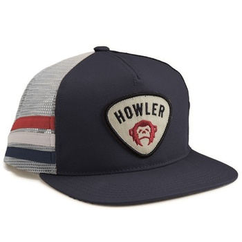 Howler Bros Ranger Navy/Stripes Snapback Hat