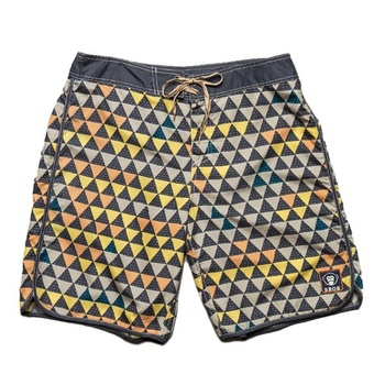 Howler Bros Devil's Triangle Boardshorts Atlantic Blue