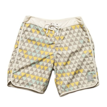 Howler Bros Devil's Triangle Boardshorts Grey Mist