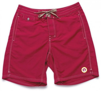 Howler Bros Buchannon Shorts Lifeguard Red