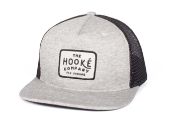 Hooke The Company Trucker Hat Grey