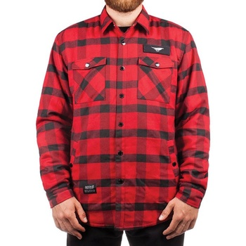 Hooke Canadian Shirt Red & Black