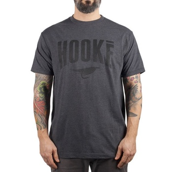 Hooke The Original T-Shirt Heather Charcoal