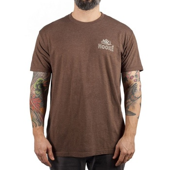 Hooke The Camp T-Shirt Brown