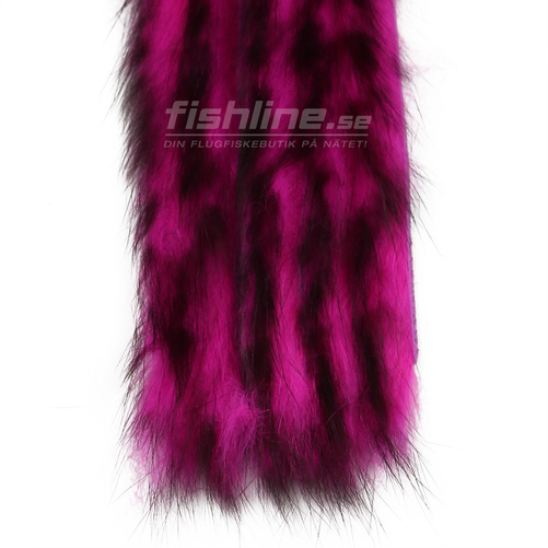 Kaninzonker Two-Tone - Fuchsia/Black